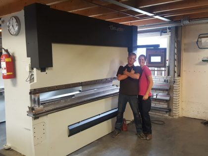 Beyeler CNC machine retrofitting
