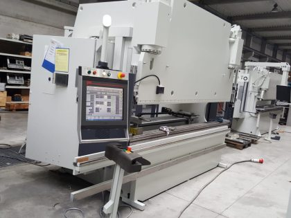 Retrofitting CNC Press Brake