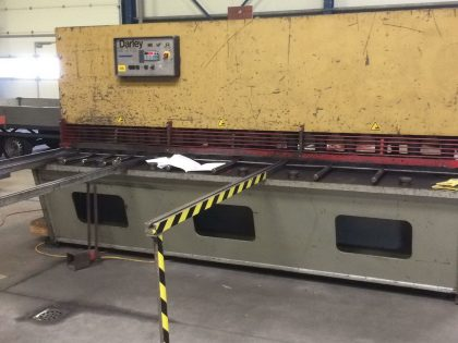 Upgrade DARLEY CNC Press Brake