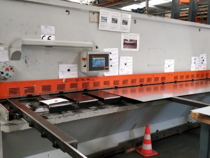 LVD CNC Morris Solutions upgrade and retrofitting
