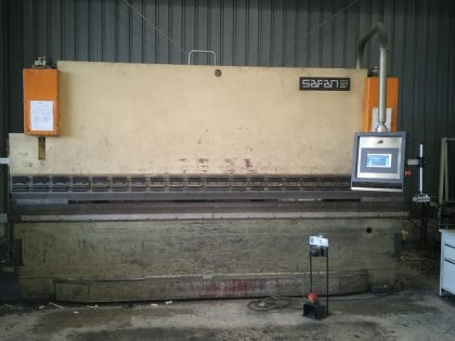 SafanDarley CNC machine retrofit upgrade