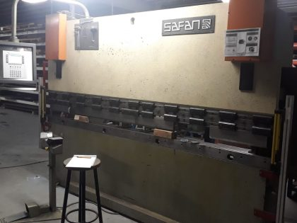 SafanDarley CNC machine modernization