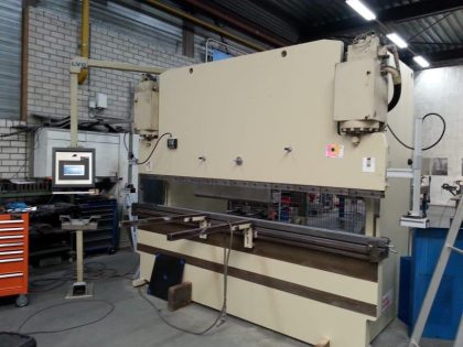 LVD CNC machine safety upgrade installation