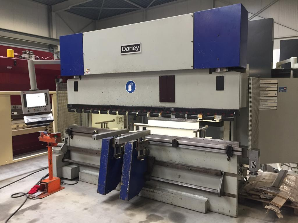 Retrofitting CNC machines brandnew
