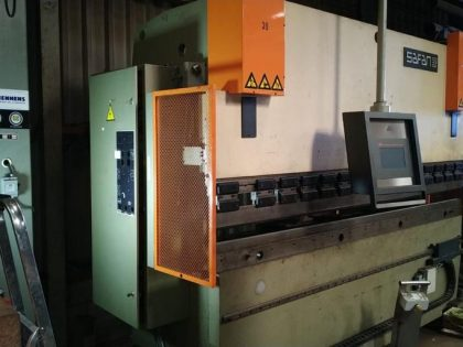 Upgraded Safan Darley CNC machine