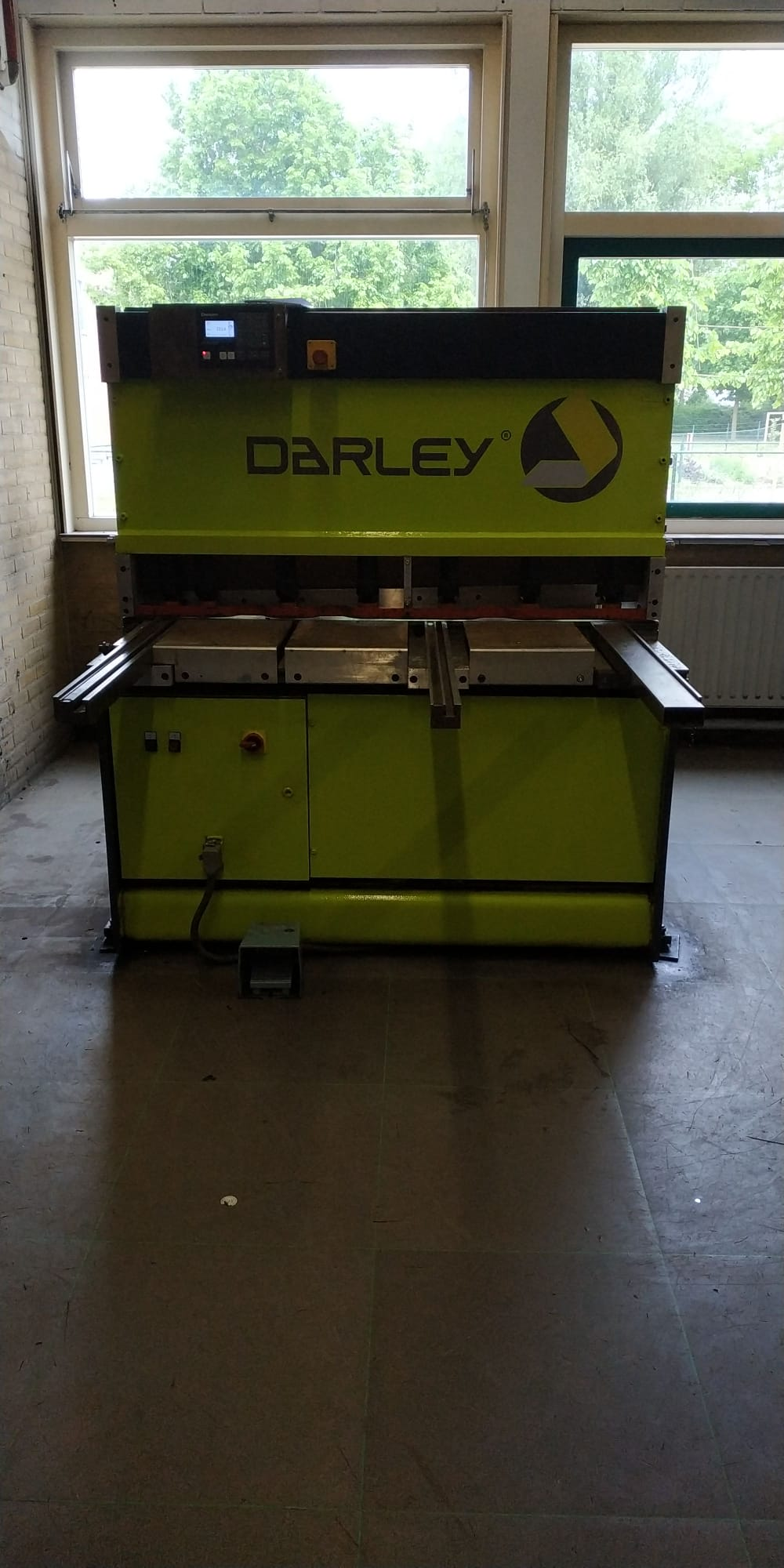 Experienced in Retrofitting all Darley machines!