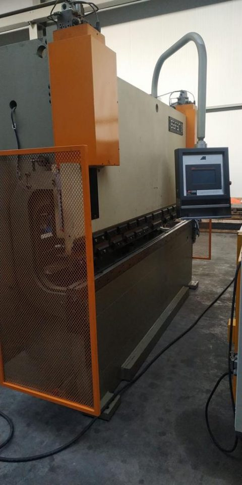 Brand new esautomotion CNC touch controlling system